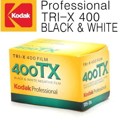 永佳相機_KODAK 柯達 400 TX 400TX TX400 135黑白軟片 2020/1 (2)