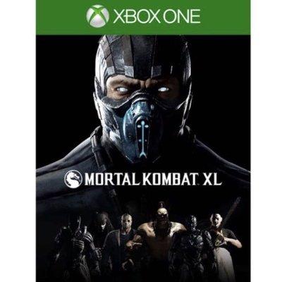 【數位版】XBOX ONE 真人快打 XL Mortal Kombat XL