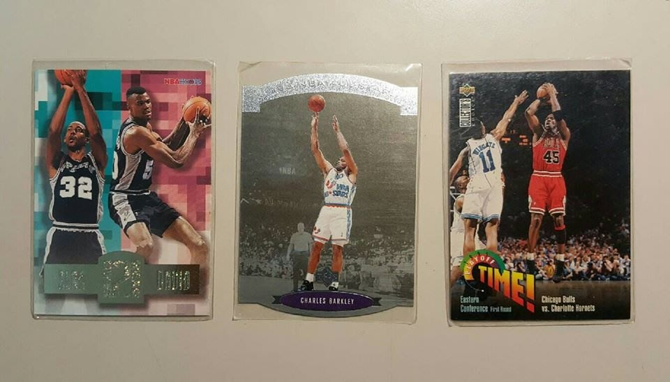 【郵幣新天地】早期 NBA籃球卡《116》三張一拍◎ 拍多少是多少,不提前結拍...《絕版籃球卡》