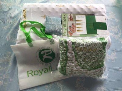 荳荳小舖 泰國 Royal Latex 皇家乳膠枕 促銷價999元