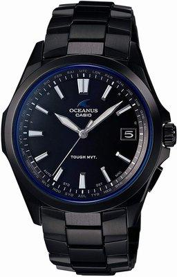 光華.瘋代購 [預購] CASIO OCEANUS OCW-S100B-1A JF 海神 太陽能電波錶