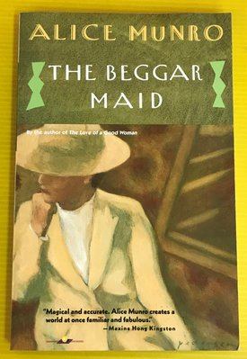 《The Beggar Maid: Stories of Flo and Rose》│Vintage│Munr