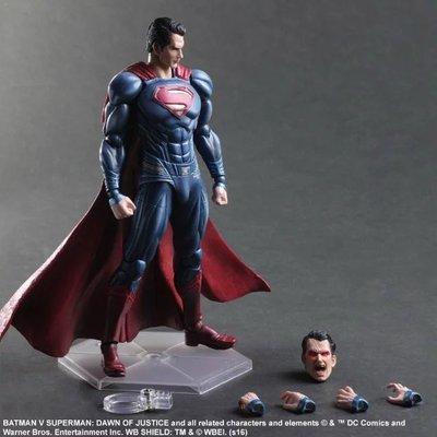 JAMES ROOM#play arts改 DC superman超人
