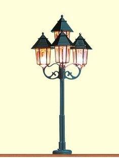 傑仲 博蘭 公司貨 BRAWA 燈具組 Street Lamp 5173 HO