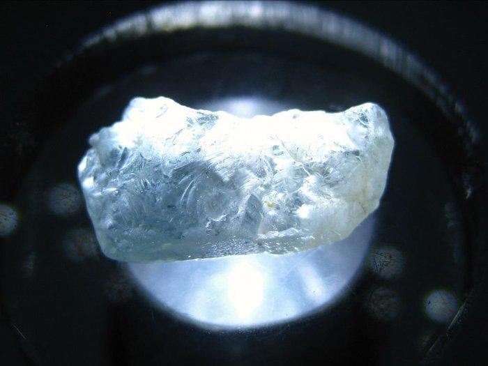 拓帕石 Topaz 天然無燒無處理 自然藍 原礦 標本 礦石 33【Texture & Nobleness 低調與奢華】