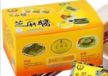 義香芝麻醬義香調理芝麻醬包40g10包