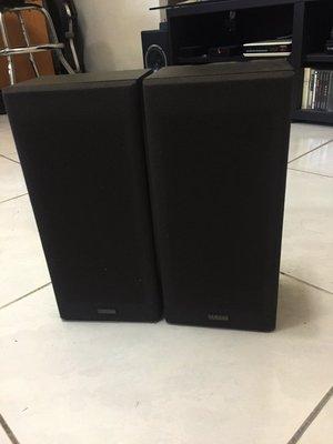 日本製 YAMAHA(NS-E2G)環繞音箱喇叭 二手