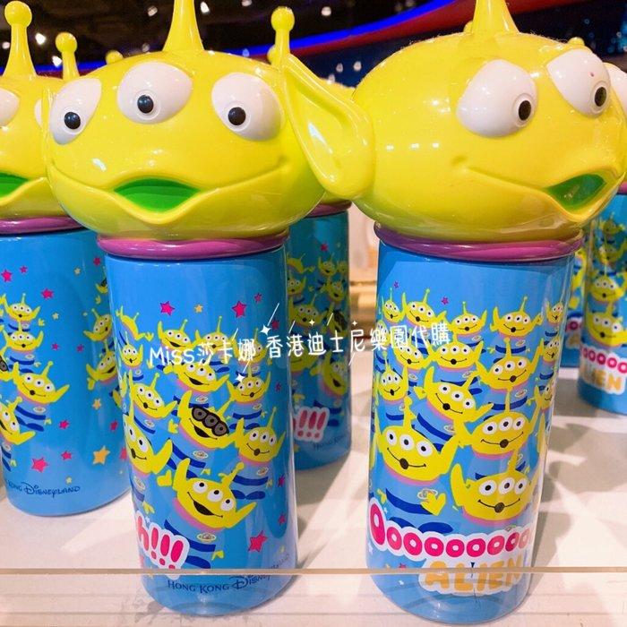 Miss莎卡娜代購【香港迪士尼樂園】﹝預購﹞玩具總動員 三眼怪 立體大頭造型杯蓋 保溫瓶 保溫杯
