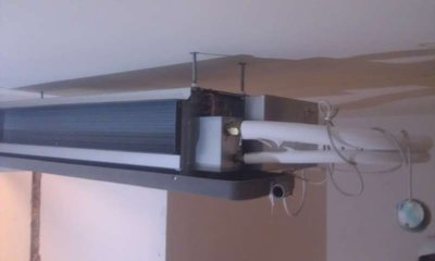 【阿貴不貴屋】 ROYAL 皇家 埋入式冷氣 分離式冷氣 一對一《22~25坪》4噸 採用國際牌冷氣 壓縮機
