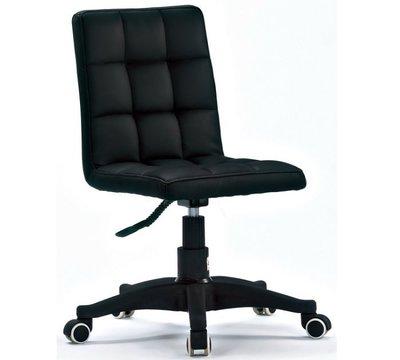 【DH】商品編號BC278-1商品名稱黑皮辦公椅/電腦椅。可升降。台灣出品˙新品特價