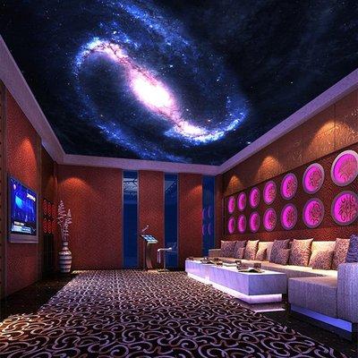 客製化壁貼 店面保障 編號F-776 太空銀河 壁紙 牆貼 牆紙 壁畫 背景牆 星瑞 shing ruei