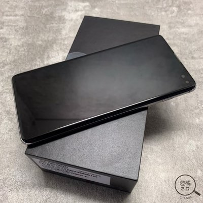 『澄橘』Samsung Galaxy S10+ S10 PLUS 8G/128G (6.4吋) 黑《二手》A47944