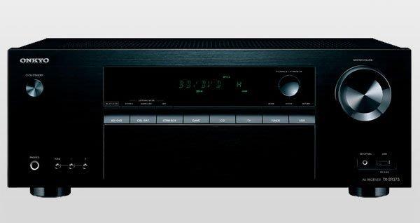 高傳真音響【TX-SR373】5.1聲道 4K 藍光環繞多聲道擴大機 家庭劇院│ONKYO