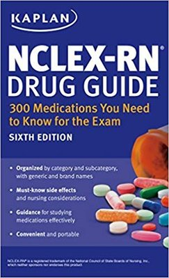 NCLEX-RN Drug Guide: 300 Medications You Need to Know