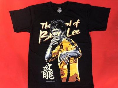 【小間搖滾】Bruce Lee 李小龍 ☆進口Rock搖滾ㄒ恤 (S M L XL)