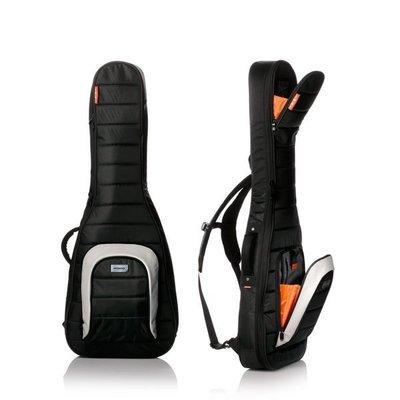 《民風樂府》美國MONO Single Electric Guitar M80-EG-BLK(黑色) 最可靠的電吉他琴袋