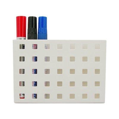 (含稅價)W.I.P C1502  磁性筆筒(白板筆用) 14.8x2.5cm(上) 14.5x2.3cm 高10cm*