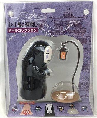 宮崎駿龍貓Totoro神隱少女無臉男與台燈擺飾組(日本新到貨 ]值得收藏