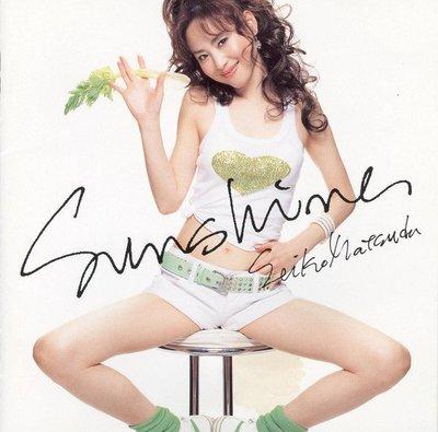 全新品已絕版 - 松田聖子 Seiko Matsuda --- Sunshine ( CD+Only )