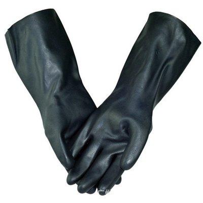 小滿~氯丁橡膠手套 賽立特L18511防護手套 safety-inxs加厚防化#價格不同 規格不同#