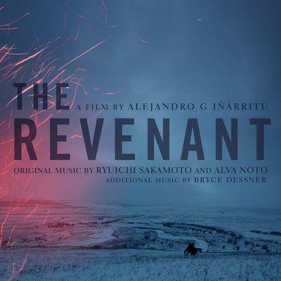 合友唱片 電影原聲帶 / 神鬼獵人 O.S.T. / The Revenant CD