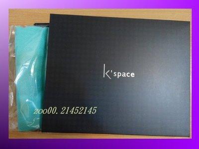 緣份館㊣【k'space披肩】全新盒裝出貨.圍巾(高級禮盒裝) 高雄市