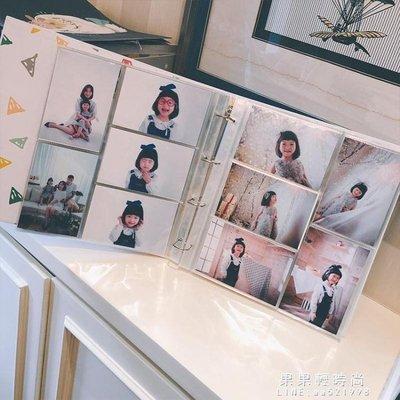 MEMOBOX兒童成長相冊6寸寶寶出生紀念禮物相冊本插頁式家庭影集