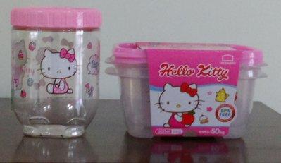 樂扣樂扣Hello Kitty微波保鮮盒 800ml*2個一組180元 高雄市