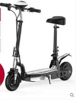 電匠電動滑板車成人車女性摺疊代駕代步小型迷妳電動車電瓶自行車igo