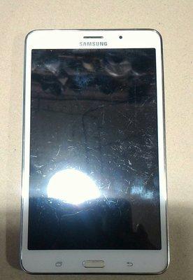 $$【故障平板】Samsung Galaxy Tab 4 Tab47.0 LTESM-T2397『白色』$$
