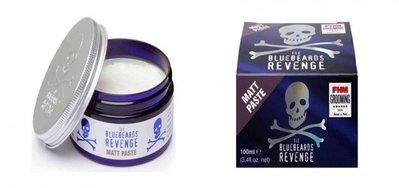 ♡NANA♡Bluebeards Revenge 英國藍鬍子 高彈性髮臘 (Matt Paste) 100ml