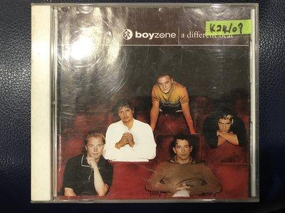*真音樂*BOYZONE / A DIFFERENT BEAT 二手 K24107