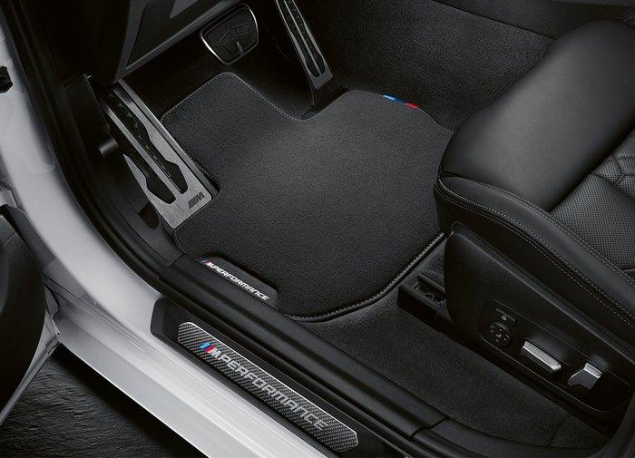 【樂駒】BMW  G01 G02 F97 F98 M-Performance 碳纖維 原廠 迎賓 門檻 Carbon