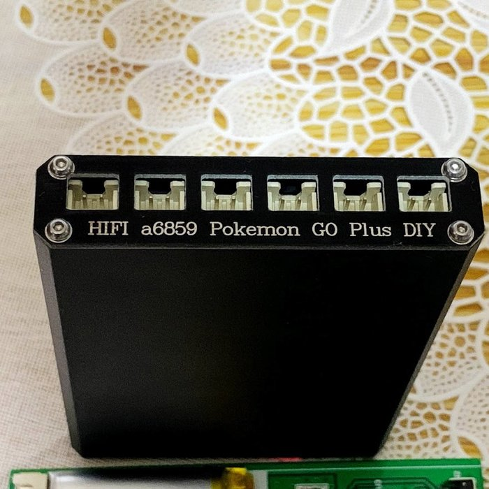 plus + 6 Pro 手機螢幕 自動點擊器