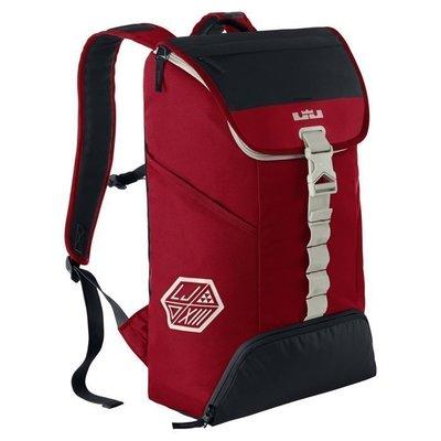 NIKE LEBRON MAX AIR AMBASSADOR 背包 紅色 紅黑 筆電 BA5111-657 請先詢問庫存