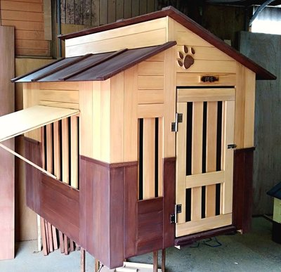 超大型狗屋設計製作