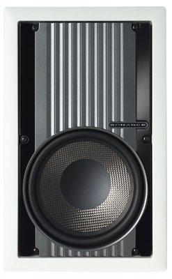 Sonance P800D Passive In Wall Subwoofer 隱藏式 重低音喇叭 150W 長衝程碳纖