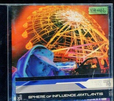 *還有唱片行* SPHERE OF INFLUENCE / ATLANTIS 二手 Y4046