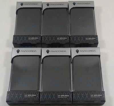 含稅附發票(3年保免費到府維修收送)ANACOMDA巨蟒TS 480G 480GB 3D TLC SSD 550/ 500 新北市