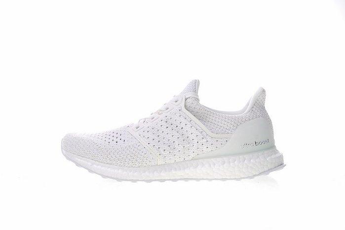 "adidas Ultra Boost Clima UB4.0""清風全白""百搭 透氣 輕量 休閒運動慢跑鞋 BY8888 男鞋"