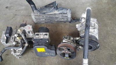 LEXUS RX350 發電機 壓縮機 動力幫浦 ABS