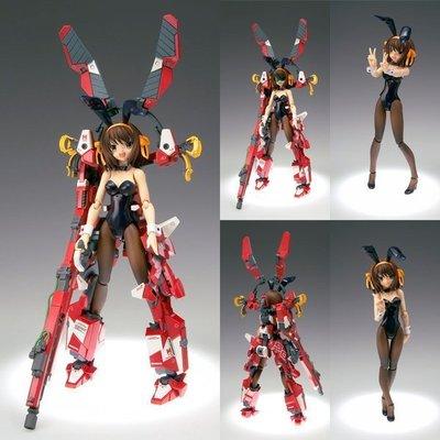 COMPOSITE Ver.Ka 涼宮春日 隊長專用機 全領域泛用人型決戰外骨骼 機器人