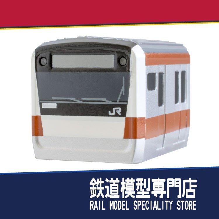 火車模型 鐵道車輛造型 USB AC充電器 E233系 中央快速線 電車