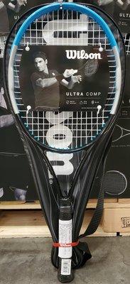 【小如的店】COSTCO好市多代購~WILSON 碳纖網球拍及單支球拍袋(1組)全新 389396