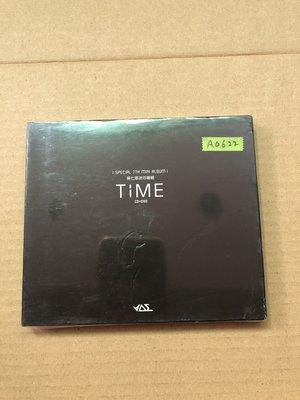 *還有唱片二館*VAS / TIME CD+DVD 全新 A0622 (下標幫結)