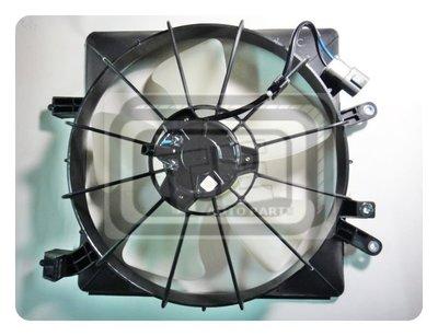 【TE汽配通】HONDA 本田 CIVIC 喜美 K10 FERIO 水扇總成 水箱風扇 原廠型 台製外銷件