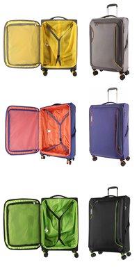 AT 美國旅行者 Applite3.0S DB7 2.6kg 飛機輪 可擴充 布面 24/ 27吋行李箱 I04升級款 台中市