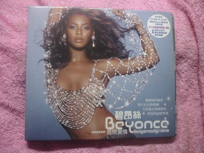 [原版光碟]G Beyoncé  Dangerously in Love [Import Bonus Tracks]