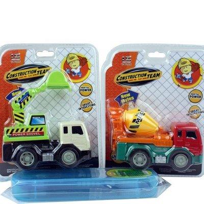 一般垃圾車 魔輪工程車玩具(明吊式)/...