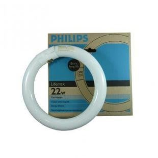 ☆壹陸捌☆ 飛利浦  PHILIPS  圓型燈管~22W環形燈管  晝光色(微黃)  6500K 10隻組 $1200